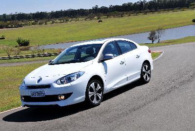 Fluence GT é o lançamento da Renault Sport no Brasil