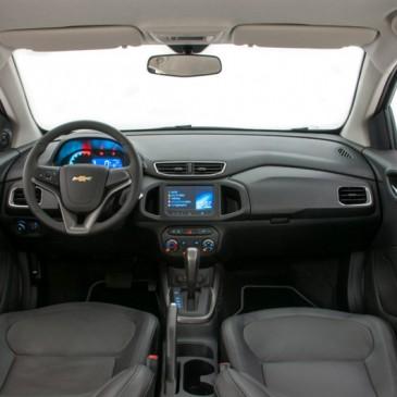 Chevrolet Onix ganha transmissão automática de seis velocidades