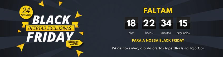 Banner da home do site com contagem regressiva