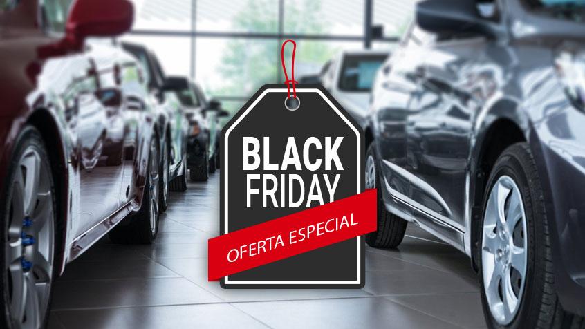 criar campanhas de black friday para loja de veículos