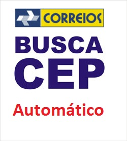 Consulta CEP automático