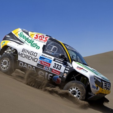 Renault Duster participará do Rally Dakar 2013