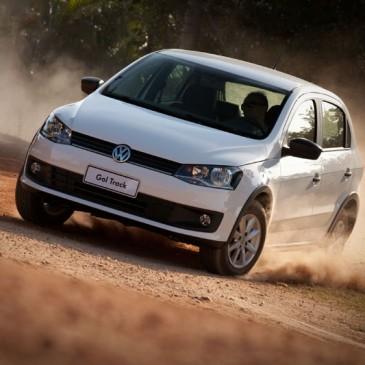 VW apresenta o Track, versão inédita do Novo Gol