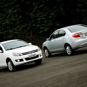 JAC Motors anuncia a chegada dos novos J3 e J3 Turin para este mês