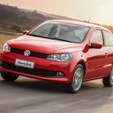 Gol lidera ranking de veículos mais financiados em 2013