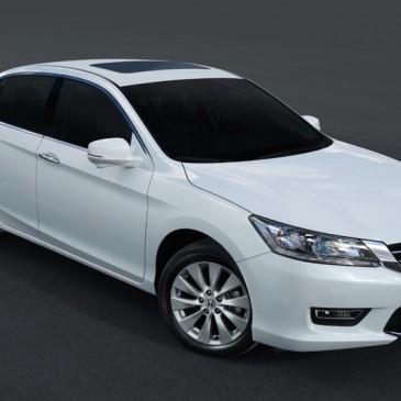 Novo Honda Accord: eficiência e sofisticação