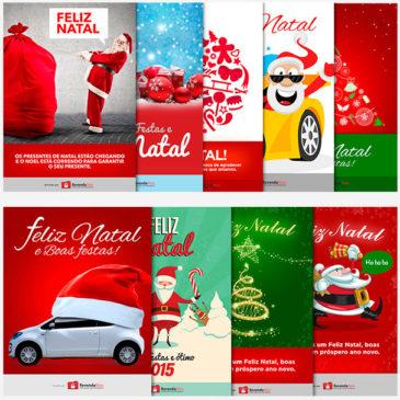 Email marketing de Natal ajuda a fidelizar os clientes de lojas de veículos