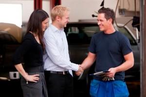 Venda mais carros através do Overdelivering