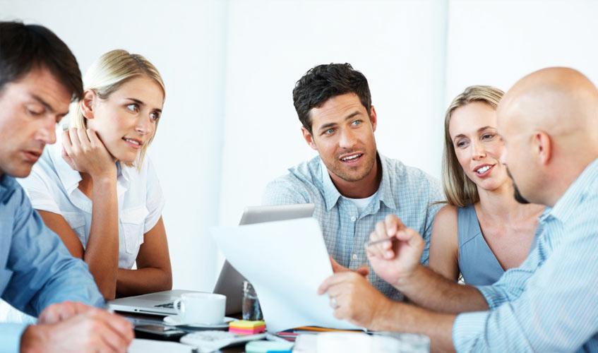 gestão da equipe de vendas