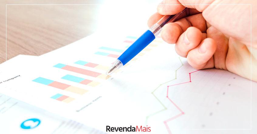 métricas para analisar o desempenho