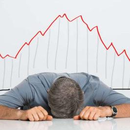 erros de administração financeira