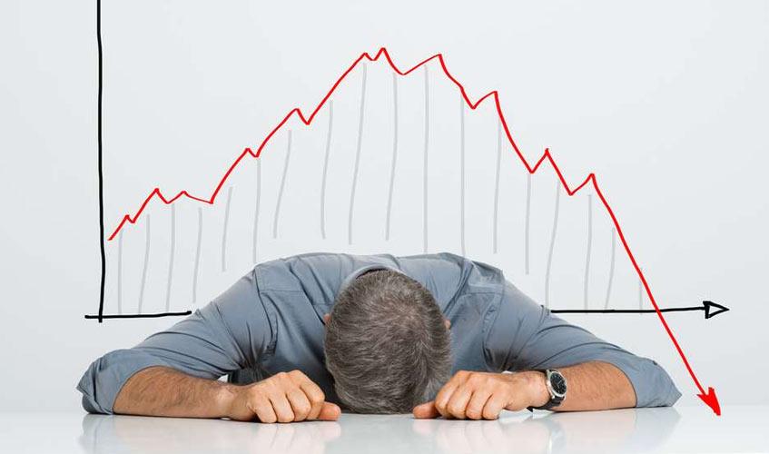 quais são os erros de administração financeira