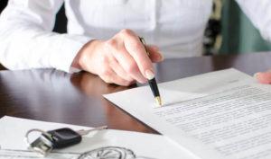 pontos importantes no contrato