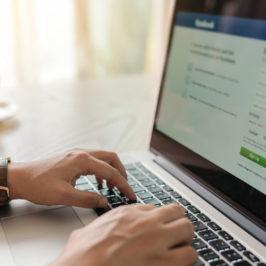 redes sociais para lojas de veículos
