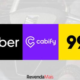 carros para motoristas de Uber