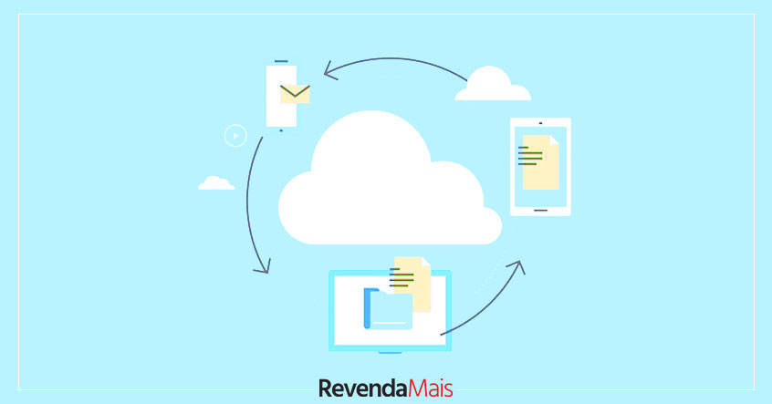 Sistema de gestão na nuvem