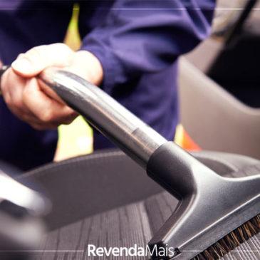 Higienização interna de veículos, veja porque você deve se preocupar