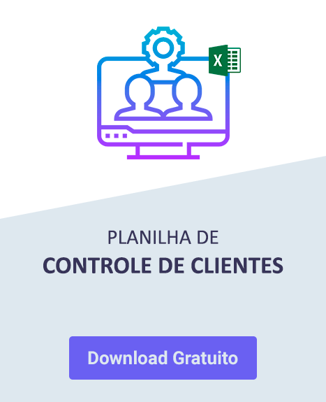 Planilha de Controle de Clientes