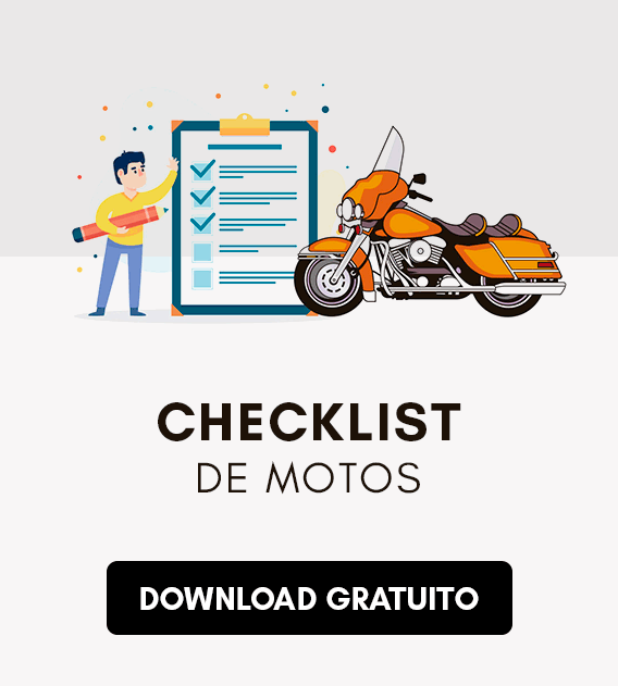 Modelo de checklist de moto