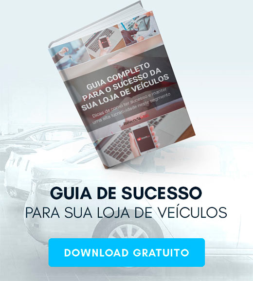 [eBook] Guia para o Sucesso de sua Loja de Veículos