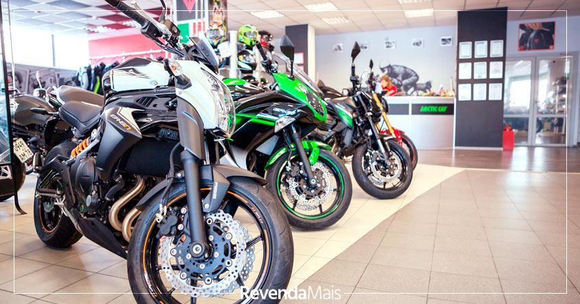 marketing para loja de motos