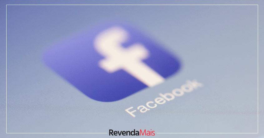 Facebook para revenda de carros