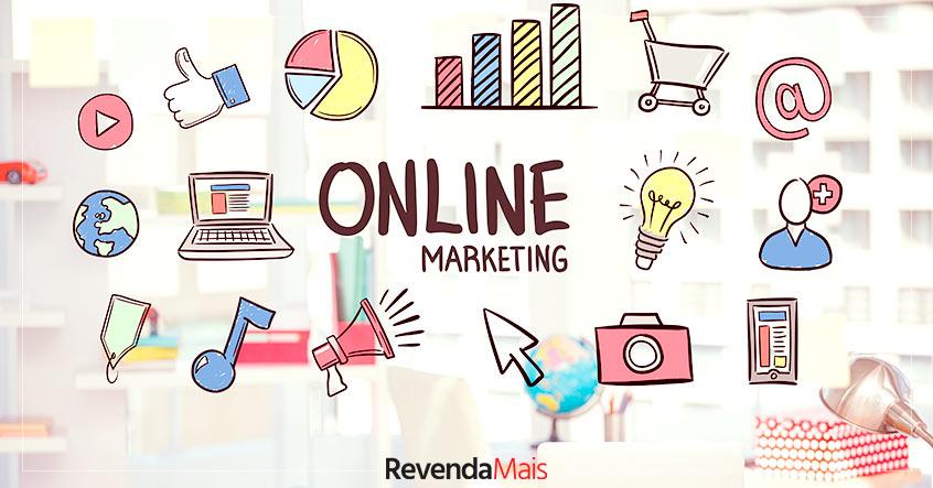 Termos do Marketing Digital para lojas de veículos