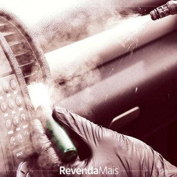 Higienização de carros contra o coronavírus: dicas para você aplicar na sua revenda de carros